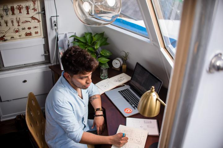 Como manter a motivação para trabalhar emcasa