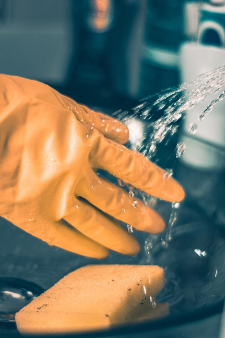 limpeza domestica na fixando